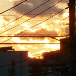 sunset glow 燃ゆる