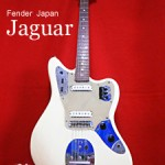 Fender Japan Jaguar 楽器について その2